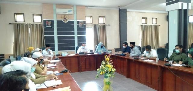 Kontraktor Kecewa, Hearing OPD di DPRD Tanpa Rekanan Pemda