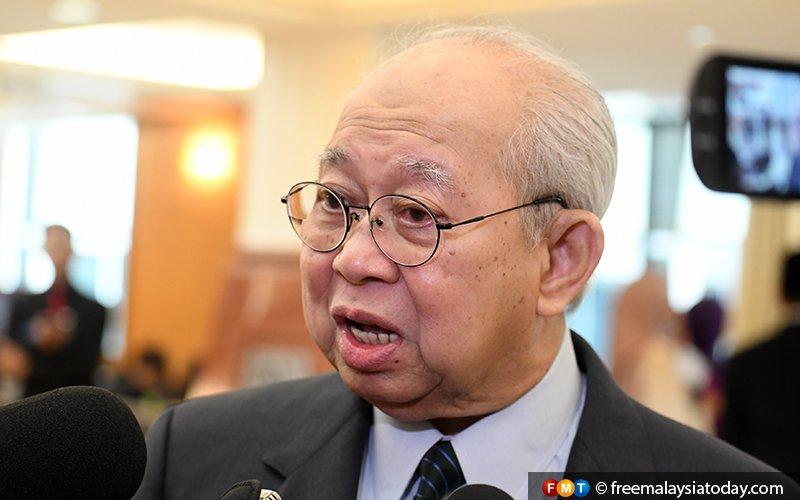 YBM Tengku Razaleigh Hamzah,Parti Bersatu Tidak Layak Dalam PMI