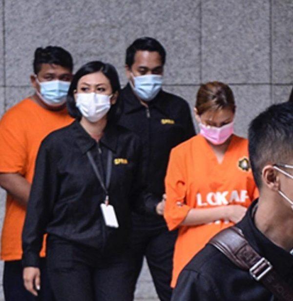 Tiga Orang Suspek Macau Scam Ditahan Polis