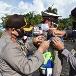 Polres Bintan Gelar Pasukan Operasi Keselamatan Seligi-2021